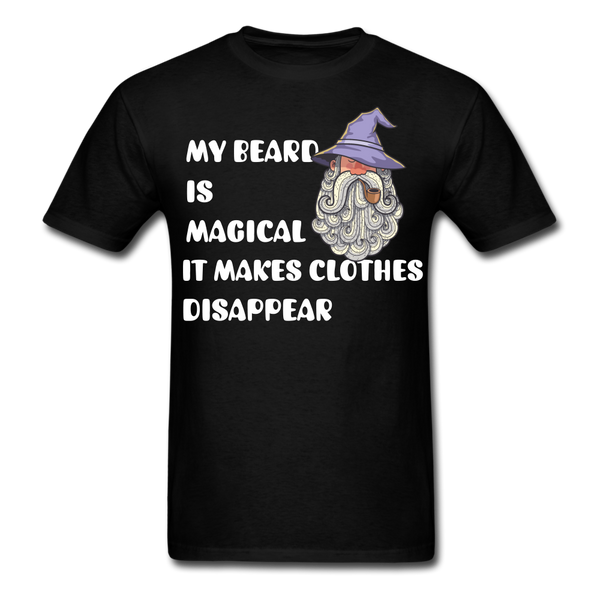My Beard Is Magical It Makes Clothes T-Shirt - bearded-money