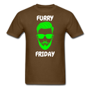 Furry Friday T-Shirt - bearded-money
