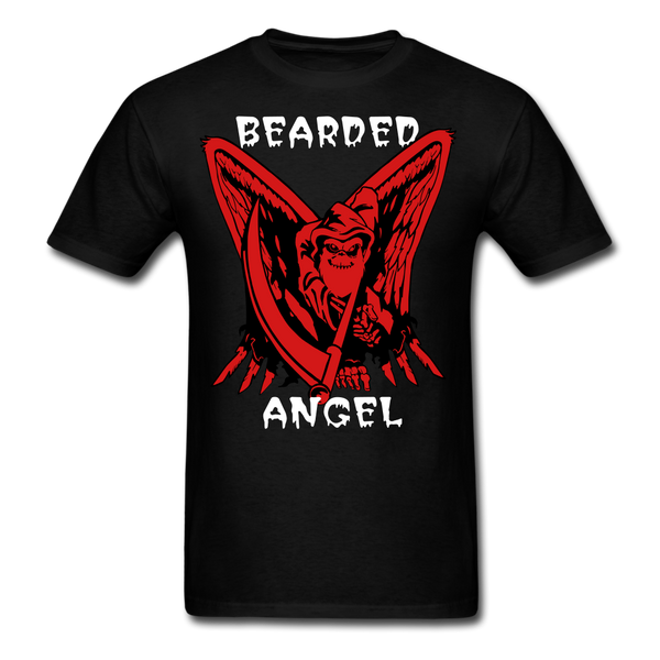 Bearded Angel T-Shirt - bearded-money