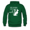 My Beard Energizes Her Kitty Men's Hoodie - BeardedMoney