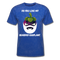 Do You Like My Bearded Eggplant Men's T-Shirt - mineral royal