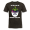 Do You Like My Bearded Eggplant Men's T-Shirt - mineral black