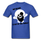 My Beard Is Out Of This World Men's T-Shirt - royal blue