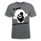 My Beard Is Out Of This World Men's T-Shirt - mineral charcoal gray