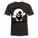 My Beard Is Out Of This World Men's T-Shirt - BeardedMoney