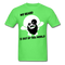 My Beard Is Out Of This World Men's T-Shirt - kiwi