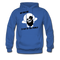 My Beard Is Out Of This World Men's Hoodie - royal blue