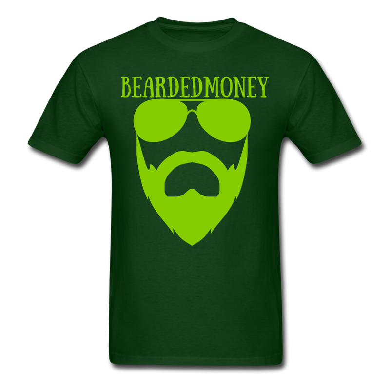 Men's T-Shirt BeardedMoney - BeardedMoney