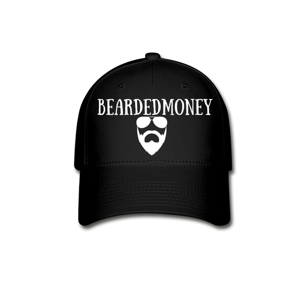 Baseball Cap Beardmoney - BeardedMoney