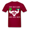 Men's T-Shirt With Great Beard Comes Great Biceps - BeardedMoney