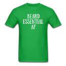 Beard Essential AF Men's T-Shirt - bright green