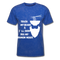 Touch My Beard & I'll Show My Ramon Noods Men's T-Shirt - mineral royal