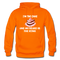 I'M The Cake And My Beard Is The Icing Gildan Heavy Blend Adult Hoodie - orange