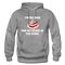 I'M The Cake And My Beard Is The Icing Gildan Heavy Blend Adult Hoodie - graphite heather