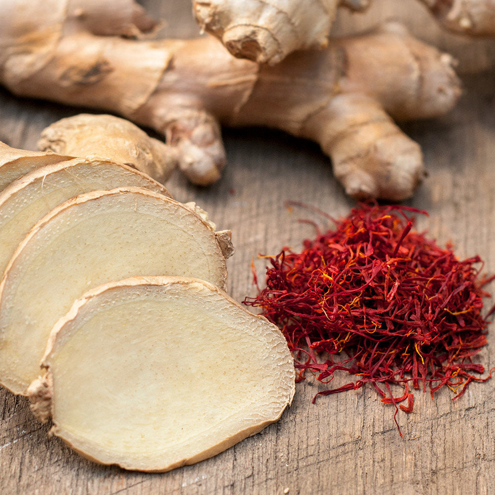 Red Ginger Saffron