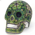 EDITION GREEN SKIN  MINI SKULL - MINI SKULL - Hikkuri Casa - Mr. Hikkuri
