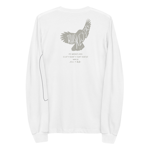 Whiskey Jack Long sleeve