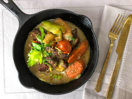 *219. Hearty Pot Roast