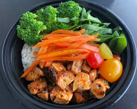 12. Buffalo Chicken Bowl