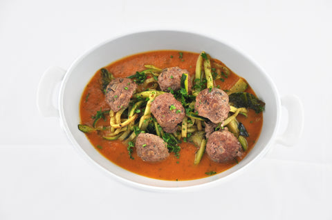 17. Turkey Meatballs