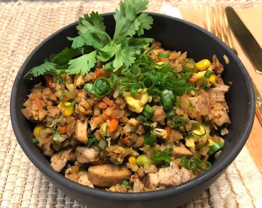 48. Keto Fried Rice