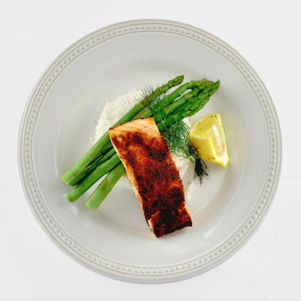5. Blackened Salmon