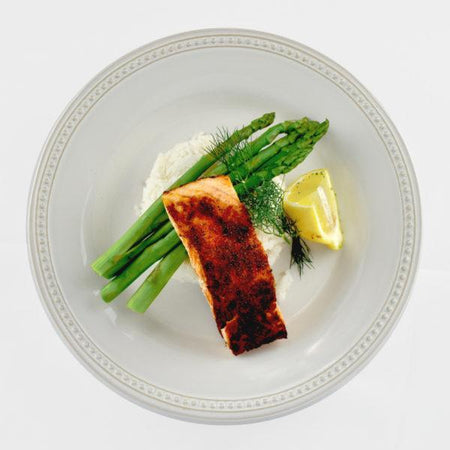 05. Blackened Salmon