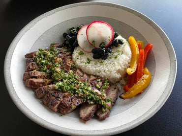 *271. Chimichurri Steak Bowl