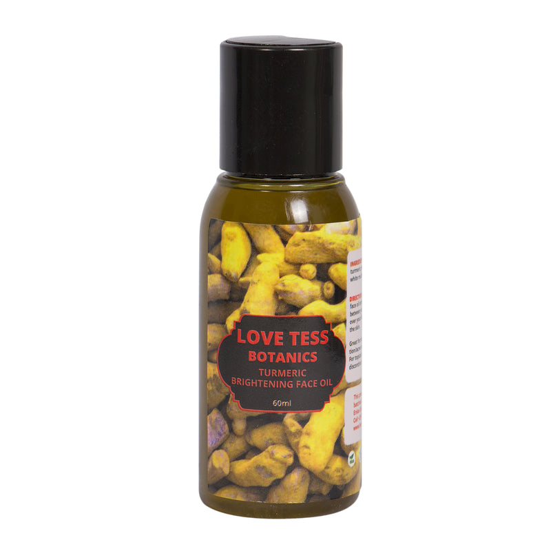 TURMERIC BRIGHTENING FACE OIL