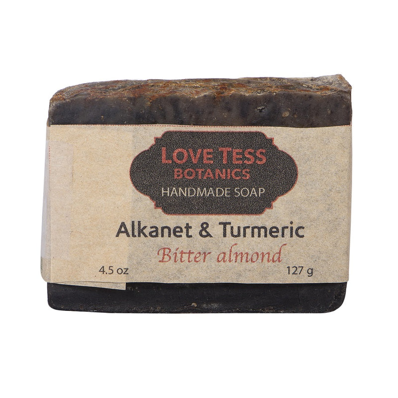 ALKANET AND TURMERIC SOAP