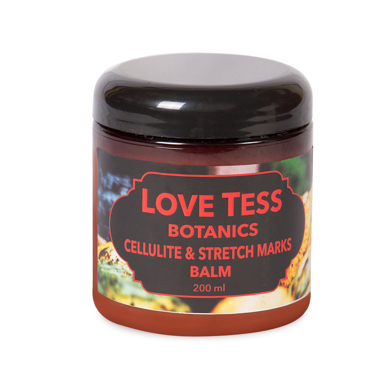 CELLULITE + STRETCH MARKS BALM