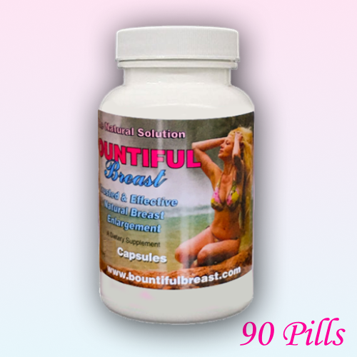 Bountiful Breast Pills 1.5 Month Supply