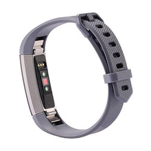 High Quality Soft Silicone Secure Adjustable Band for Fitbit Alta HR Band Wristband Strap Bracelet Watch Replacement Accessories