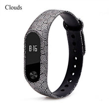 BOORUI new Miband 2 strap pulsera Silicone pulseira band2 wrist strap replacement for xiaomi mi 2 smart Bracelet  wristbands