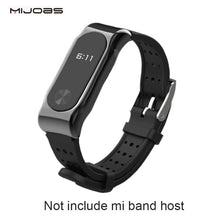 Xiaomi Mi Band 2 Bracelet Strap Miband 2 Sports wristband metal Strap Wristband Replacement Smart Band Accessories For Mi Band 2