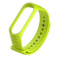 Mi Band 3 Bracelet Strap For Miband 3 Colorful Strap Wristband Replacement Smart Band wrist strap For Xiaomi Mi Band 3 Silicone