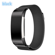 Milanese Loop for Fitbit Charge 2 Hr Band Strap Replacement Wrist Bracelet Stainless Steel for Fit Bit Charge2 Smart Watch Small