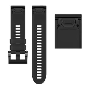 JKER 26 22 20MM Watchband Strap for Garmin Fenix 5X 5 5S Plus 3 3HR D2 S60 Watch Quick Release Silicone Easyfit Wrist Band Strap