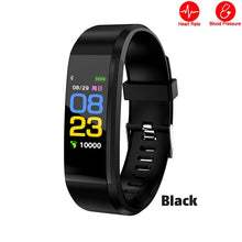 Original IT120 Smart Bracelet Color Screen Sports Smart Band Heart Rate Monitor Fitness Tracker for IOS Android VS ID115 PLUS Y5