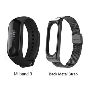 Xiaomi Mi Band3 Smart Sport Band 0.78 Inch OLED Miband 3 Heart Rate 5ATM Waterproof SMS Display Bluetooth4.2 Wristband Mi Band 3