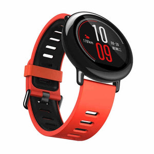 22mm Sports Silicone Wrist Strap bands for Xiaomi Huami Amazfit Bip BIT PACE Lite Youth Smart Watch Replacement Band Smartwatch