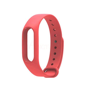 FANGTUOSI mi band 2 Silicone strap smart Band Accessories wrist Strap For Xiaomi Mi Band 2 Fitness Colorful Bracelet Wristband