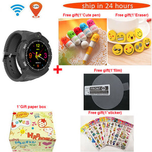 Q360 Kids Smart Watch with Camera GPS WIFI Location Child smartwatch SOS Anti-Lost Monitor Tracker baby WristWatch PK Q528 Q90