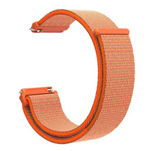 SCOMAS Replacement Woven Nylon Strap For Fitbit Versa Breathable Adjustable Closure Loop Watch Band For Fitbit Versa Smart Watch
