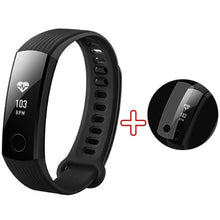Original Huawei Honor Band 3 Smart Bracelet Heart Rate Monitor Honor 3 Smart Wristband Swimming Waterproof Fitness Tracker