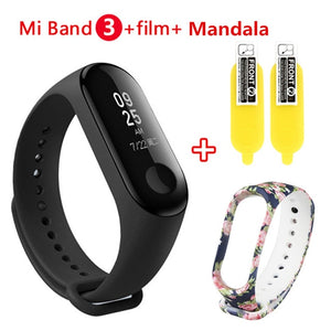 Xiaomi Mi Band 3 Smart Bracelet Heart Rate Monitor Miband 3 Smart Band Waterproof Fitness Tracker Smart Wristband Mi Band 3