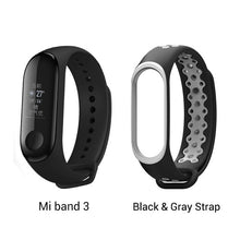 "English/Spanish Xiaomi Mi Band 3 Miband 3 Fitness Tracker Heart Rate Monitor Smart Band 0.78"" OLED Display 5ATM Waterproof Band"