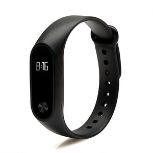 BOORUI Smart Accessories Miband 2 Strap replace for xiaomi mi band 2 sports silicone wrist strap bracelet with varied colors