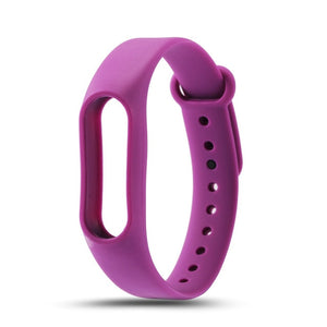 1 pcs Xiaomi mi band 2 Wrist Strap Belt Silicone Colorful Wristband for Mi Band 2 Smart Bracelet for Xiaomi Band 2 Accessories