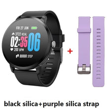 V11 Men Women Smart Watch reloj inteligente Passometer Activity Fitness Tracker Heart Rate Monitor Sports Smartwatch Wristband.